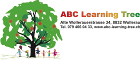 Abc Learnint Tree Logo